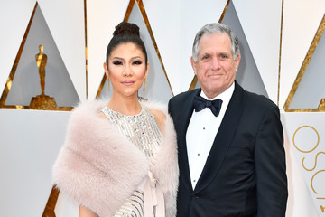 Leslie Moonves 89th Annual Academy Awards - Arrivals