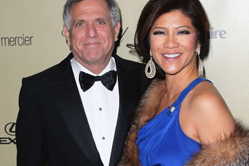 Leslie Moonves The Weinstein Company's 2013 Golden Globe Awards After Party - Arrivals