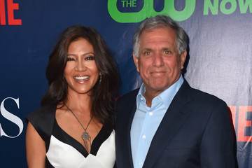 Leslie Moonves CBS, CW and Showtime 2015 Summer TCA Party - Arrivals