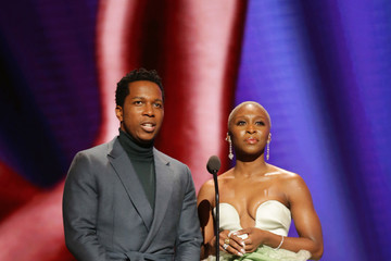 Leslie Odom Jr. BET Presents The 51st NAACP Image Awards - Show