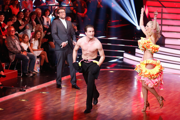 Alexander Klaws In Lets Dance Taping In Cologne Zimbio