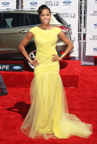 Letoya Luckett - BET Awards '12 - Arrivals