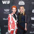 Leven Rambin 12th Annual Women In Film Oscar Nominees Party Presented By Max Mara With Additional Support From Chloe Wine Collection, Stella Artois And Cadillac - Red Carpet