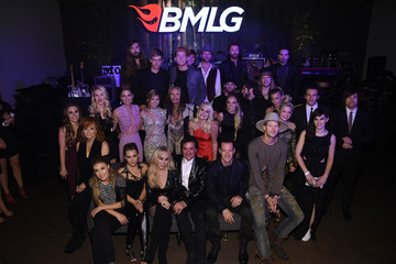 Levi Hummon Big Machine Label Group Celebrates the 49th Annual CMA Awards in Nashville - Inside