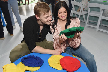 Levi Meaden The Elizabeth Glaser Pediatric AIDS Foundation's Annual 'A Time For Heroes' Family Festival At Smashbox Studios