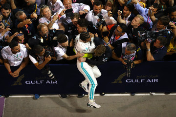 Lewis Hamilton European Best Pictures Of The Day - April 01, 2019