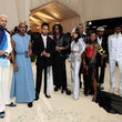 Lewis Hamilton The 2021 Met Gala Celebrating In America: A Lexicon Of Fashion - Arrivals