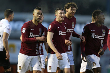 Lewis Mcgugan Northampton Town v Walsall - Sky Bet League One