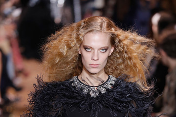 Lexi Boling Michael Kors Collection Fall 2019 Runway Show