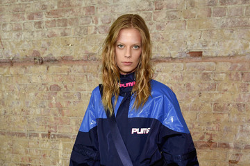 Lexi Boling FENTY PUMA by Rihanna Spring/Summer 2018 Collection - Backstage + First Looks