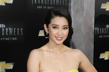 Li Bingbing 'Transformers: Age of Extinction' Premieres in NYC