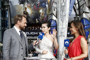 Li Bingbing 'Transformers: Age of Extinction' Berlin Premiere