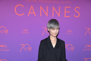 Li Yuchun Opening Gala Dinner Arrivals - The 70th Annual Cannes Film Festival