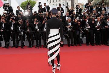 Li Yuchun 'Yomeddine' Red Carpet Arrivals - The 71st Annual Cannes Film Festival