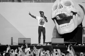 LiL Uzi Vert 2018 Daytime Stage At The iHeartRadio Music Festival