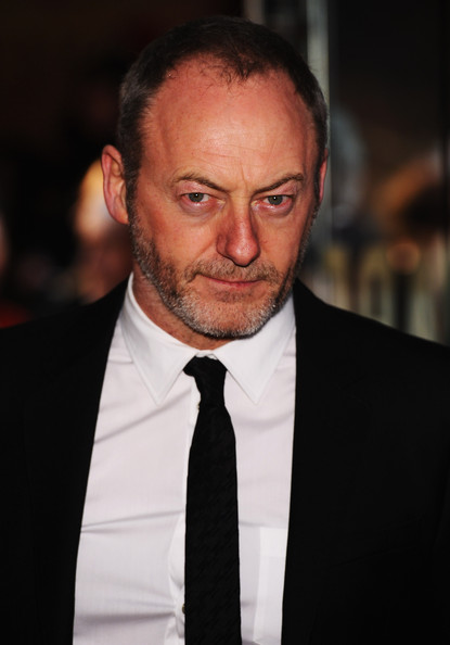 Cunningham actor liam cunningham attends the uk premiere of war horse