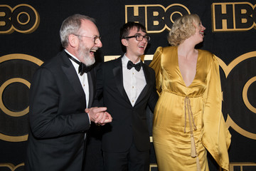 Liam Cunningham Isaac Hempstead Wright HBO's Post Emmy Awards Reception - Red Carpet