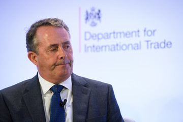 Liam Fox Secretary of State for International Trade Says UK Can Be 21st Century Export Superpower