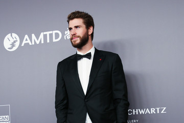 Liam Hemsworth amfAR Hong Kong 2018 - Red Carpet