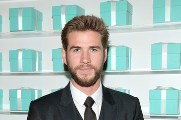 Liam Hemsworth Tiffany & Co. Celebrates the Unveiling of the Newly Renovated Beverly Hills Store and Debut of 2016 Tiffany Masterpieces