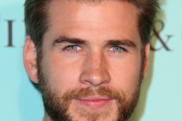 Liam Hemsworth Tiffany and Co. Celebrates the Unveiling of Its Renovated Beverly Hills Store