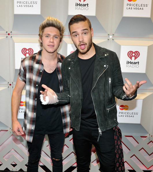 Liam Payne Pictures 2014 Iheartradio Music Festival