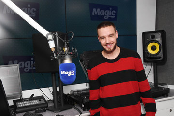 Liam Payne Liam Payne Visits Magic Radio