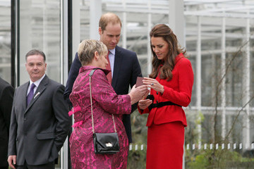 Lianne Dalziel Prince William and Kate Middleton in Christchurch — Part 5