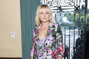 Malin Akerman attends the Libertine Fall 2019 Runway Show at Ebell of Los Angeles on April 26, 2019 in Los Angeles, California.