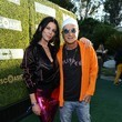 Liberty Ross The DiscOasis at the South Coast Botanic Garden with Groovemaster Nile Rodgers