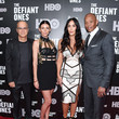 """Liberty Ross """"The Defiant Ones"""" New York Premiere"""