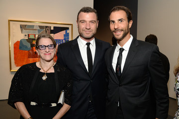 Liev Schreiber LACMA 50th Anniversary Gala Sponsored By Christies - Inside