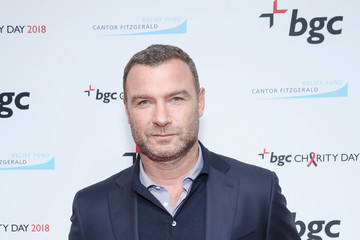 Liev Schreiber Annual Charity Day Hosted By Cantor Fitzgerald, BGC and GFI - BGC Office - Arrivals