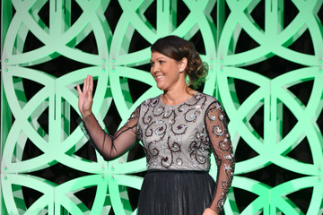 Liezel Huber The Women's Sports Foundation's 39th Annual Salute To Women In Sports Awards Gala  - Inside