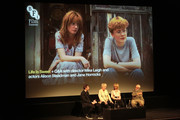 Alison Steadman, Jane Horrocks and Mike Leigh attend the 'Life Is Sweet' Blu-ray/ DVD launch and Q&A at BFI Southbank on September 28, 2017 in London, England.