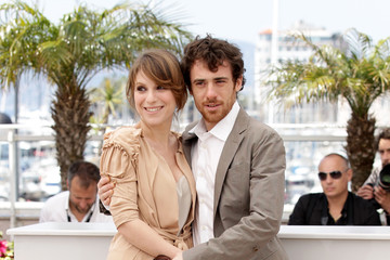 Elio Germano Isabella Ragonese Our Life - Photocall:63rd Cannes Film Festival
