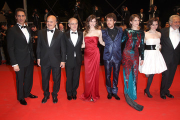 Isabella Ragonese Luca Zingaretti Our Life - Premiere :63rd Cannes Film Festival