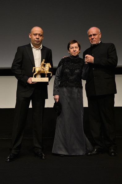 Life Time Achievement Award Ceremony in Rome