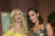 Christie Brinkley and Ashley Graham pose after Lifetime's American Beauty Star Season 2 Live Finale at Manhattan Center on March 27, 2019 in New York City.