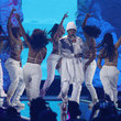 Lil Baby 2021 iHeartRadio Music Festival - Show
