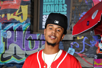 Lil' Fizz 'VH1 Hip Hop Honors: The 90's Game Changers' at Paramount Studios