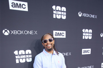 Lil Jon 'The Walking Dead' 100th Premiere and Party