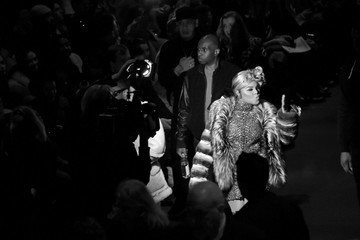 Lil Kim Seen Around - February 2018 - New York Fashion Week: The Shows - Day 6