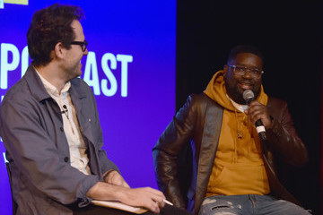Lil Rel Howery Jesse David Fox Vulture Festival Presented By AT&T - DAY 2