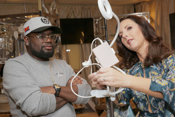 Lil Rel Howery Backstage Creations Giving Suite At The 70th Emmy Awards - Day 1