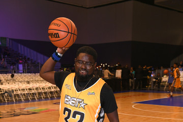 Lil Rel Howery 2017 BET Experience - Slam Dunk Contest