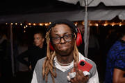 """Lil Wayne attends Lil Wayne's """"Funeral"""" album release party on February 01, 2020 in Miami, Florida."""