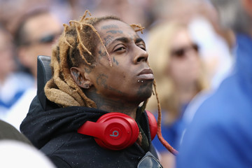 Lil Wayne World Series - Boston Red Sox v Los Angeles Dodgers - Game Five
