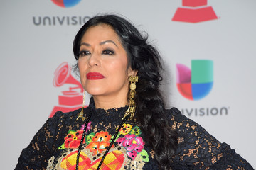 Lila Downs The 18th Annual Latin Grammy Awards - Arrivals