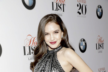 Lilimar Hernandez Ruiz Latina's 20th Anniversary Celebrating the Hollywood Hot List Honorees